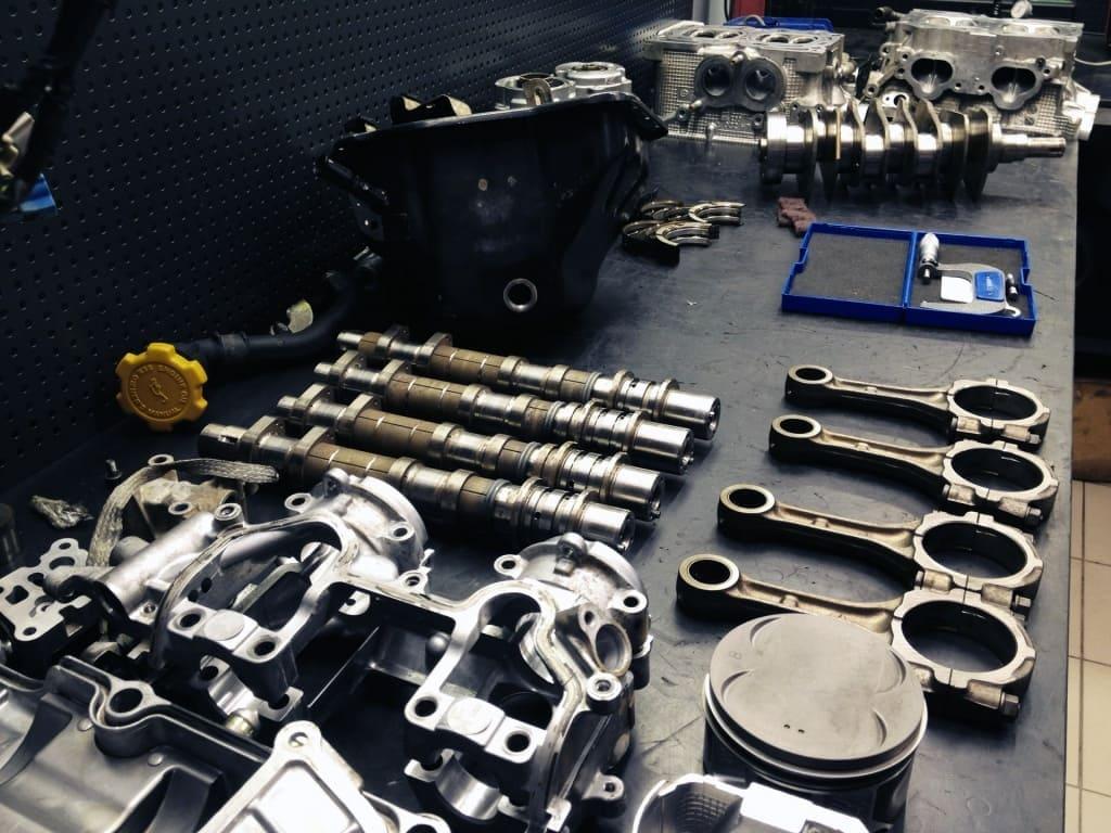 Капитальный ремонт двигателя Пежо в Екатеринбурге