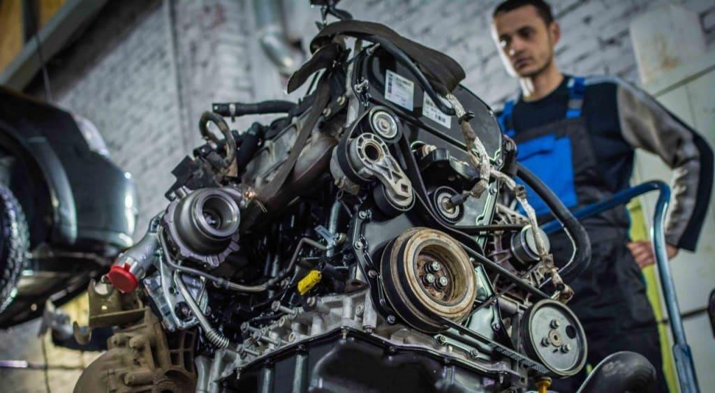 Замена двигателя Пежо в Екатеринбурге