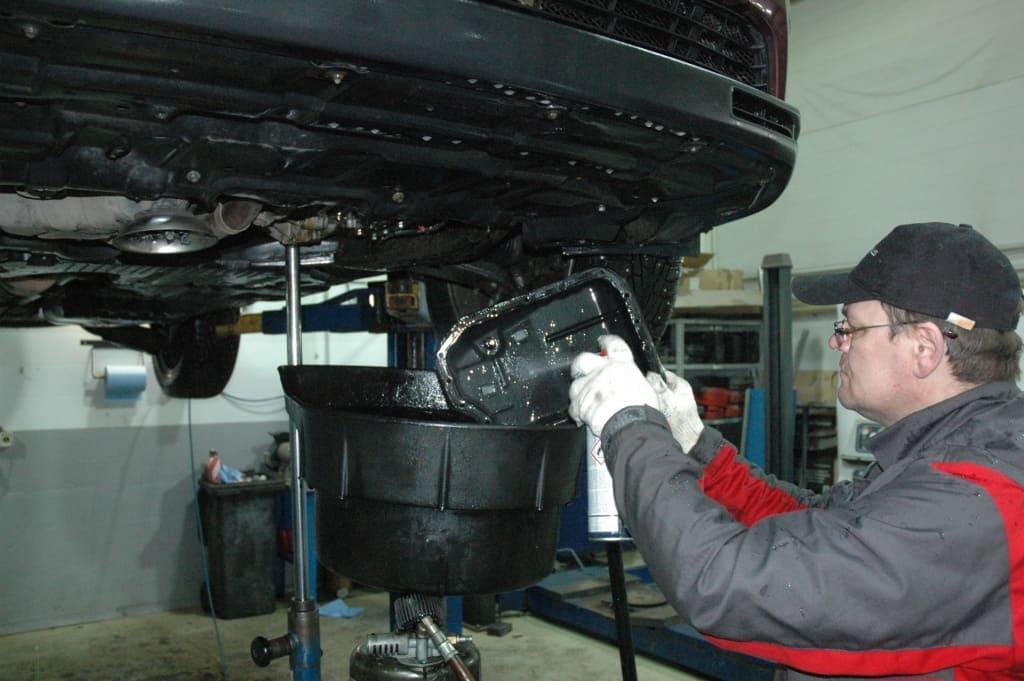 Техническое обслуживание двигателя Пежо в Екатеринбурге